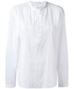 Vanessa Bruno Athe'   Vanessa Bruno Athé Pleated Shirt Size 36