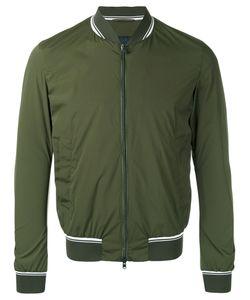 Herno | Куртка-Бомбер С Полосками