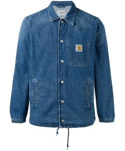 Carhartt | Single Breasted Denim Jacket Size Large