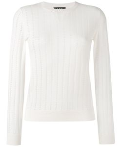 A.P.C. | A.P.C. Hole Detail Longsleeve Sweater