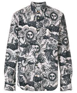 Paul Smith | Рубашка С Принтом Солнца