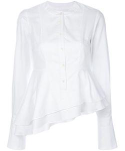 Carven | Рубашка С Косой Баской