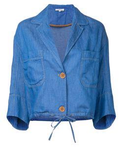 Caramel   Cropped Jacket 10