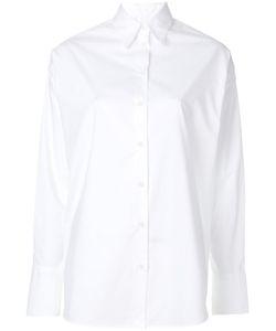 MM6 by Maison Margiela | Рубашка С Жемчужной Отделкой