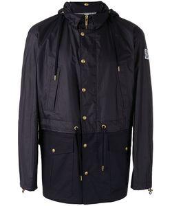 Moncler Gamme Bleu | Logo Patch Hooded Jacket Size 1