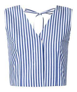 TARO HORIUCHI | Striped Waistcoat One