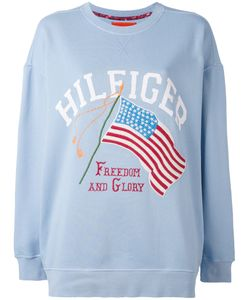 Hilfiger Collection | Freedom And Glory Sweatshirt