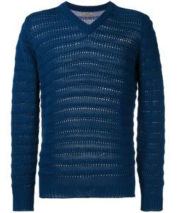 Nuur | Ribbed Detail Sweatshirt 46 Cotton