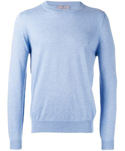 Canali   Plain Sweatshirt 50