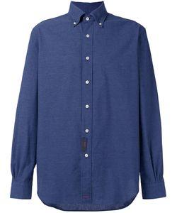 MP MASSIMO PIOMBO | Однотонная Рубашка Mp Massimo Piombo