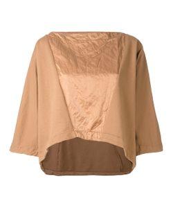 ANDREA YA'AQOV | Panelled Boxy T-Shirt
