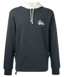 Stussy | Two-Tone Hoodie Size Small