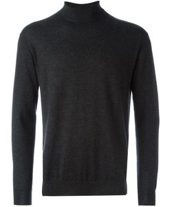 N.PEAL | Fine Knit Roll Neck Sweater Size