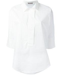 Hemisphere | Plain Shirt Large Cotton/Spandex/Elastane