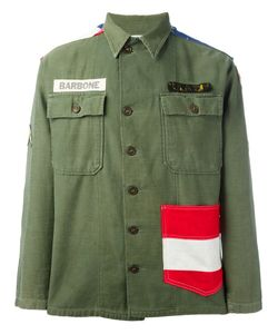 HTC Hollywood Trading Company | Military Jacket Small Cotton