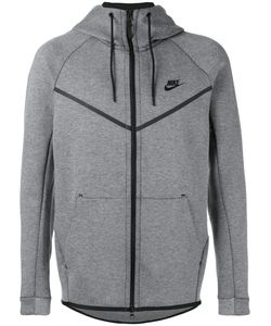 Nike | Logo Hooded Cardigan Xl Cotton/Polyester
