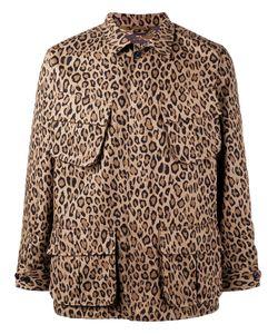 UNIFORM EXPERIMENT | Leopard Print Jacket