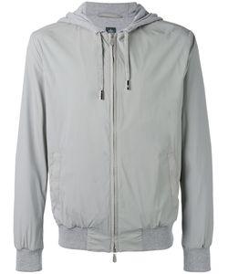 Eleventy   Zip Hooded Jacket Size Xxl