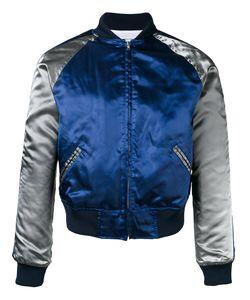 Comme Des Garcons | Comme Des Garçons Shirt Two-Tone Bomber Jacket Size Xs
