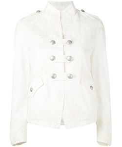 Ermanno Scervino | Fitted Jacket 42