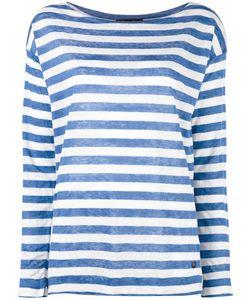 Loro Piana | Striped Jumper 46 Linen/Flax
