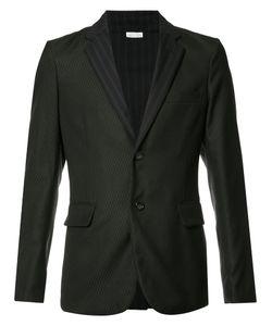 COMME DES GARCONS HOMME PLUS | Comme Des Garçons Homme Plus Patterned Two-Button Blazer Medium