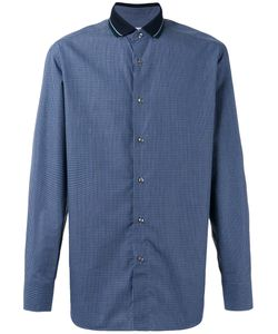 Brioni | Fine Checked Shirt Size Xxl