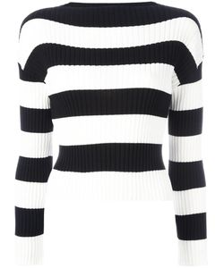BOUTIQUE MOSCHINO | Striped Jumper 40 Cotton