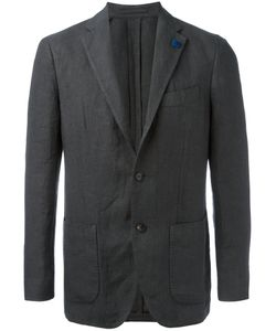 Lardini | Pocket Front Blazer 56