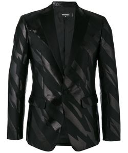 Dsquared2 | Striped Tuxedo Jacket Size 50