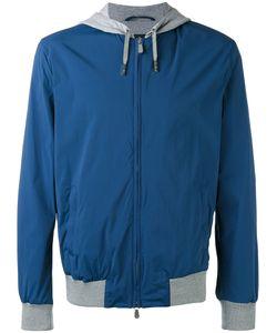 Eleventy   Zip Hooded Jacket Size Xl