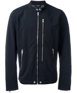 Diesel | Zipped Jacket Large Polyamide