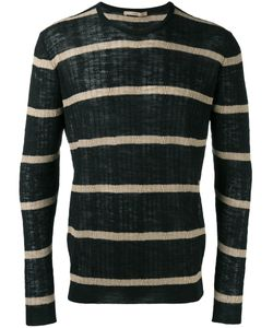 Nuur | Striped Jumper 52 Cotton/Linen/Flax/Polyester