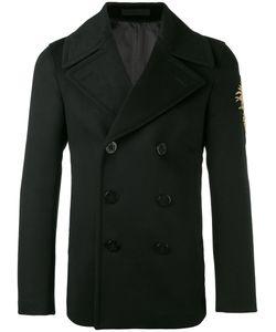 Alexander McQueen | Пальто С Вышивкой