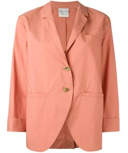 Forte Forte | Three-Quarters Sleeve Loose-Fit Blazer Size 2
