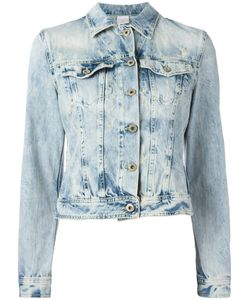 Dondup | Cropped Denim Jacket Medium Cotton