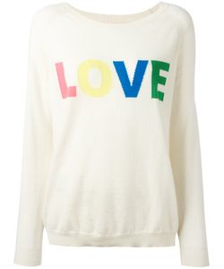 Chinti And Parker | Cashmere Love Jumper Womens Size Medium Cashmere