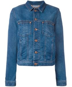 Diesel | Denim Jacket Xs Cotton/Spandex/Elastane