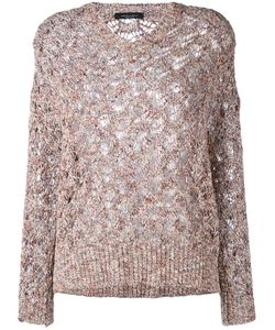 Roberto Collina   Knitted Top Size Medium