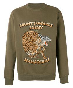 Maharishi   Crouching Tiger Sweater