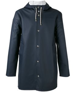 STUTTERHEIM | Hooded Raincoat Size Small