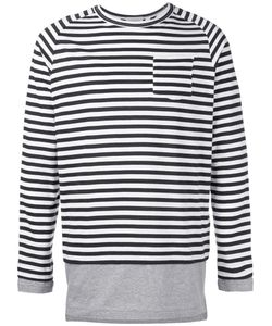 WOOSTER + LARDINI | Striped Top
