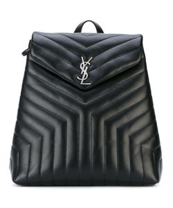 Saint Laurent | Medium Loulou Monogram Backpack