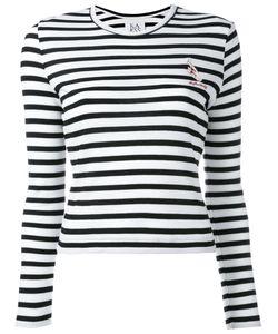 Zoe Karssen | Striped Slim-Fit Jumper Size Xs