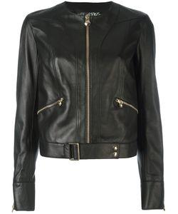 Philipp Plein | Belted Hem Jacket Size Medium
