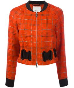 3.1 Phillip Lim | Plaid Bomber Jacket