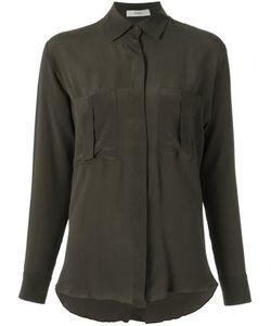 EGREY   Classic Shirt 42 Silk