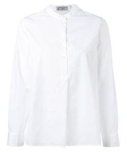 Alberto Biani | Band Collar Shirt