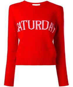 Alberta Ferretti | Saturday Jumper 42 Cashmere/Wool