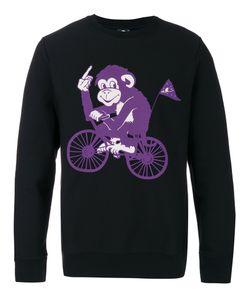 PS PAUL SMITH   Monkey Print Sweatshirt Men